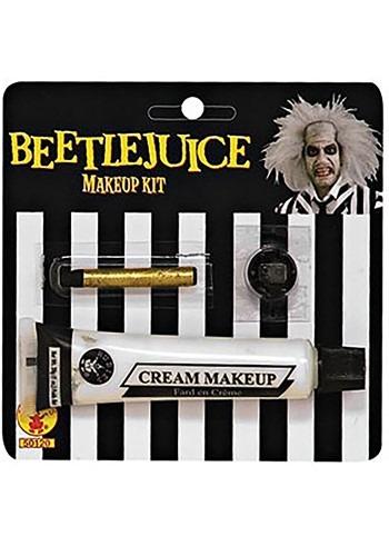 Maquillaje de Beetlejuice