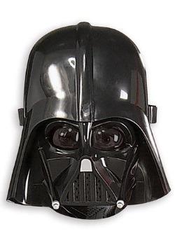 Máscara de Darth Vader para niños