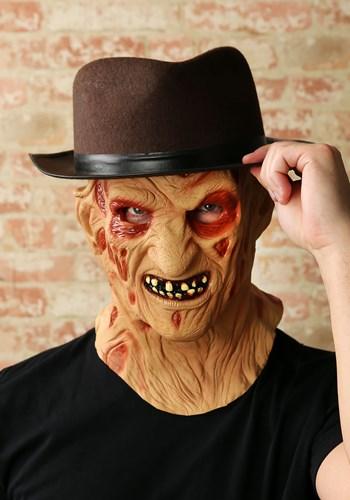 Máscara de látex de Fredy Krueger
