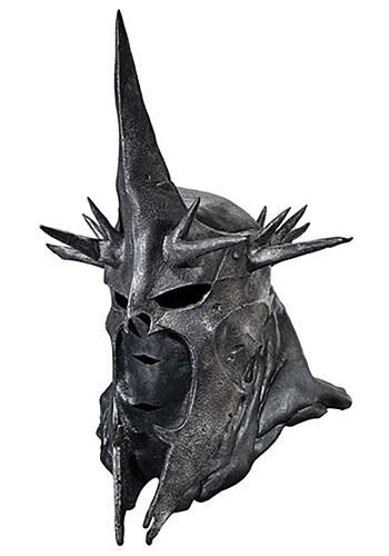 Máscara de rey de brujos