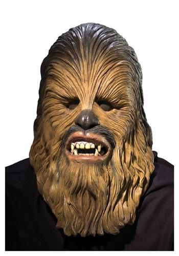 Máscara de Chewbacca deluxe de látex