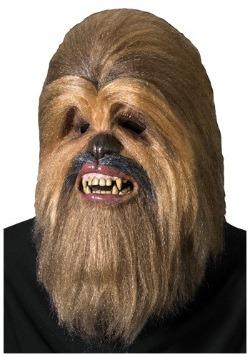 Máscara de Chewbacca auténtica Edición Supreme