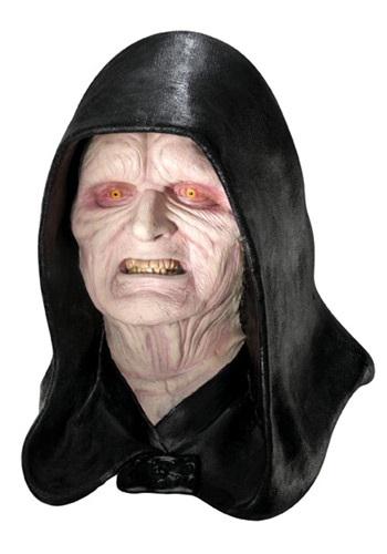 Máscara del Emperor Palpatine deluxe