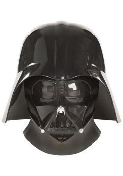 Máscara y casco auténticos de Darth Vader