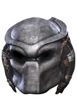 Máscara de casco de Depredador de vinilo para niños