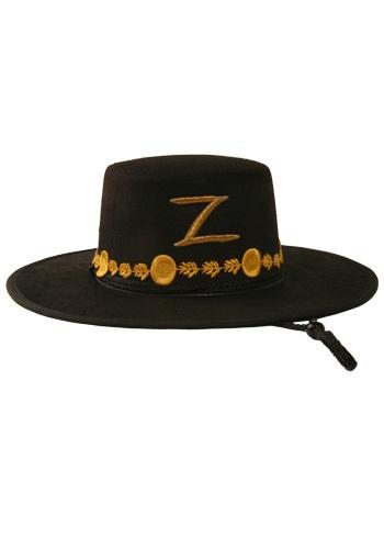 Sombrero de Zorro para adulto