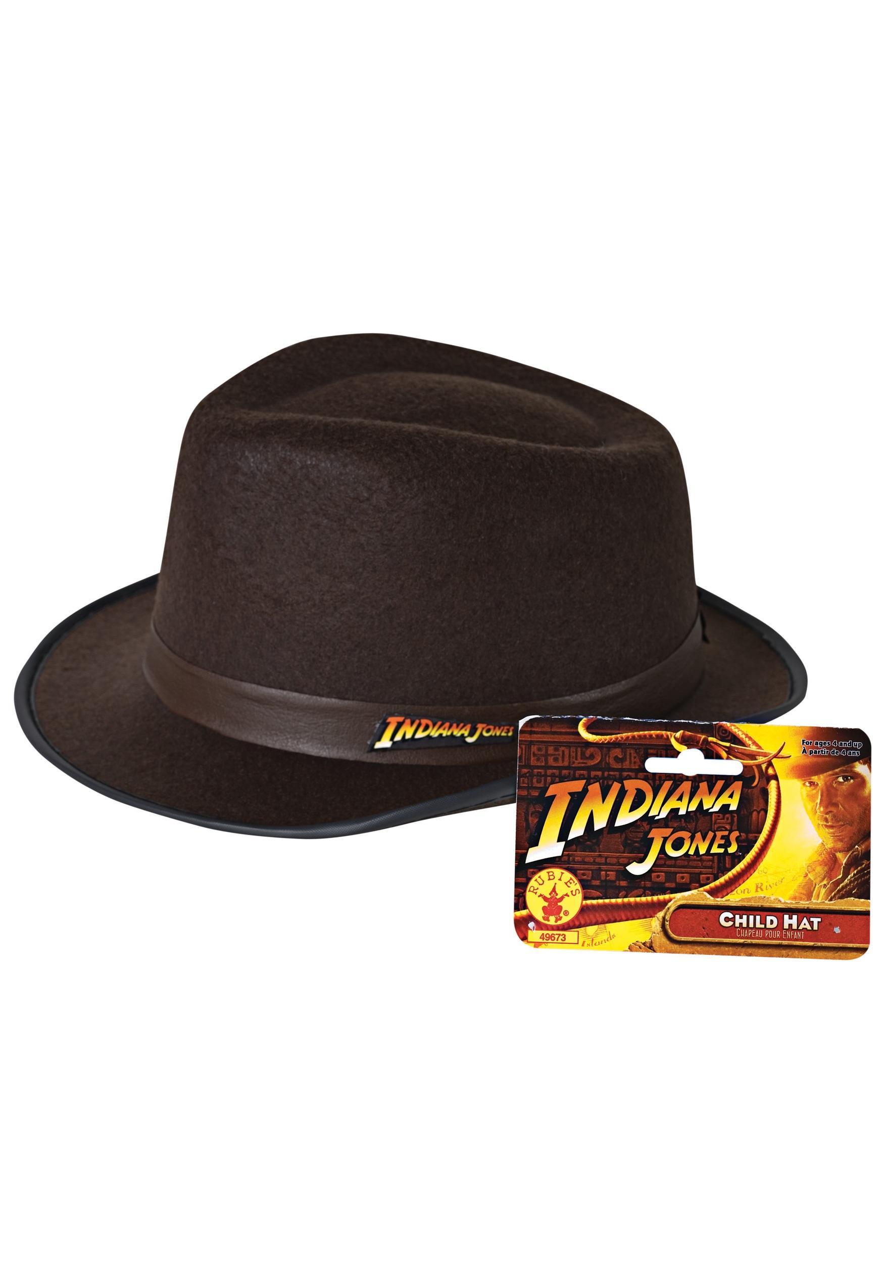 3ee20cd3160a7 Sombrero Indiana Jones para niño