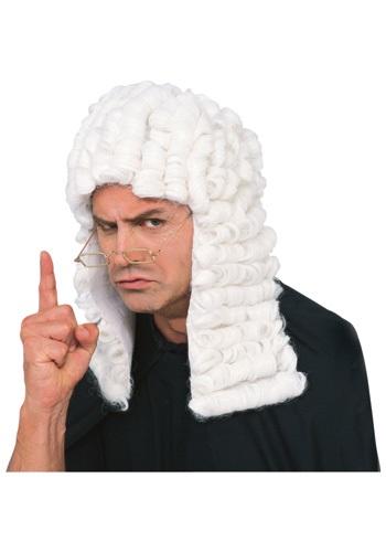 Peluca de juez