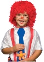 Peluca de muñeca de trapo para niño
