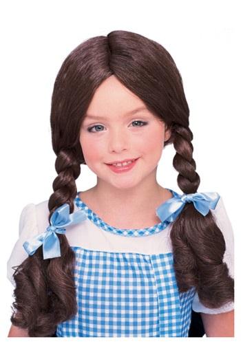 Peluca para niños de Dorothy