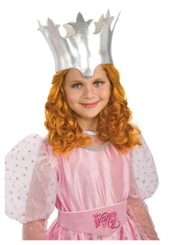 Peluca para niños Glinda