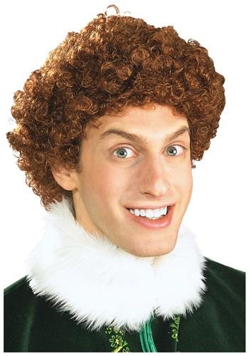 Peluca de Buddy, el elfo