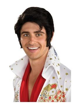Peluca de Elvis