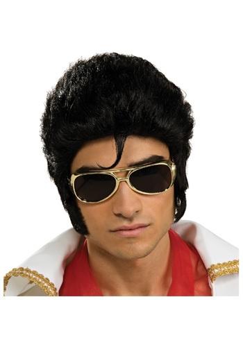 Peluca de lujo de Elvis