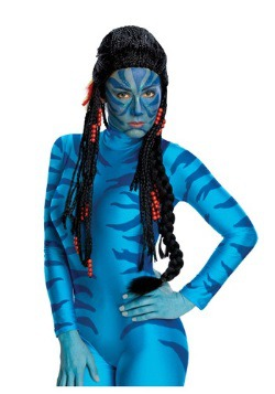 Peluca de Neytiri de Avatar