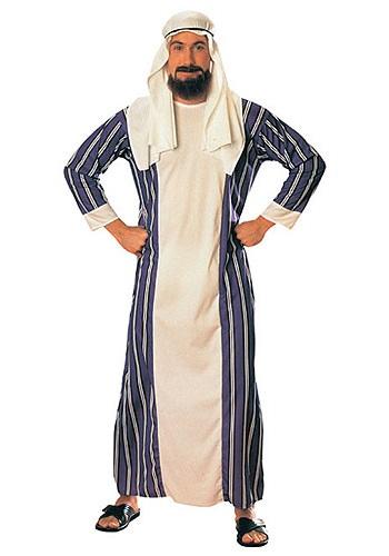 Disfraz de Sheik para adulto