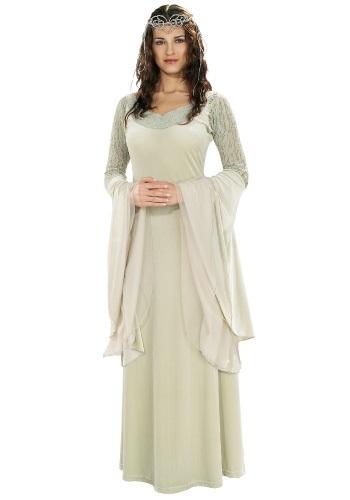 Disfraz de Reina Arwen deluxe