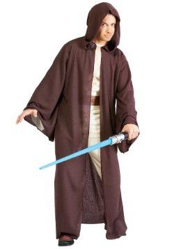 Túnica Jedi para adulto de lujo