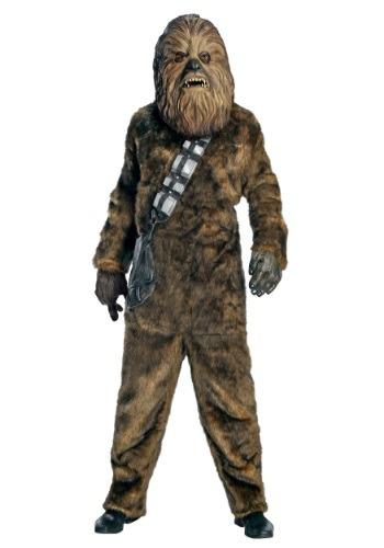 Disfraz de lujo de Chewbacca para adulto