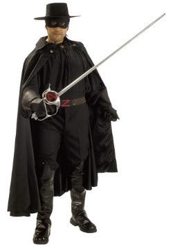 Disfraz auténtico de Zorro