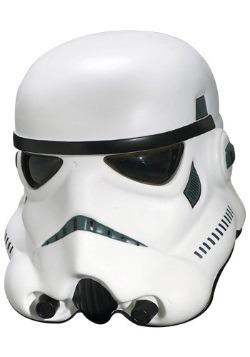 Casco Stormtrooper para coleccionistas