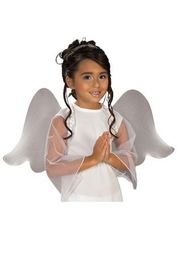 Alas de disfraz de ángel infantil
