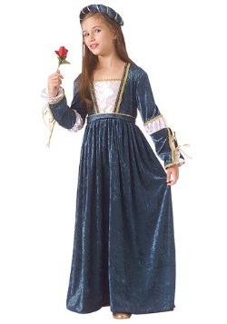 Disfraz infantil de Julieta