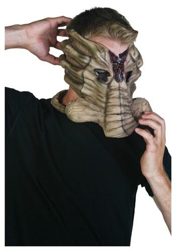 Máscara de Face Hugger de Alien