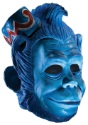 Máscara de mono volador de látex