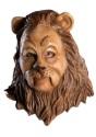 Máscara de león cobarde de látex