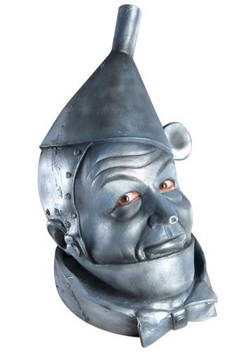 Máscara de hombre de hojalata de látex