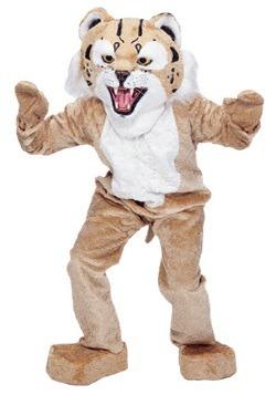 Disfraz de gato salvaje mascota