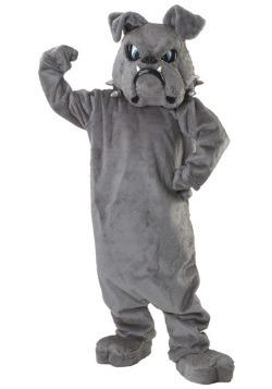 Disfraz de bulldog mascota