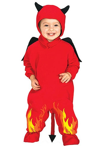 Disfraz de bebé Lil Devil