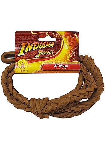 Látigo de Indiana Jones de 4 pies