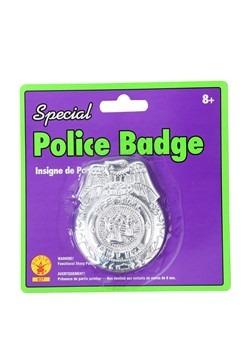 Identificación de oficial de policía