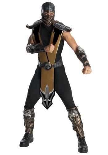 Disfraz de Mortal Kombat Scorpion