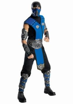 Disfraz de Mortal Kombat Sub-Zero