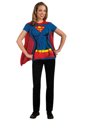 Camiseta de Supergirl