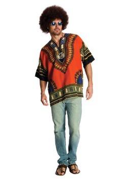 Disfraz tipo hippie