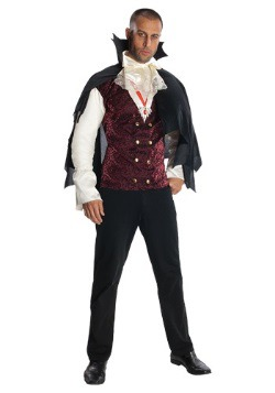 Disfraz de conde vampiro