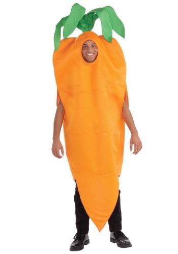 Disfraz de zanahoria para adulto