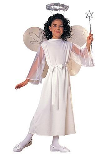 Disfraz de ángel de niñas