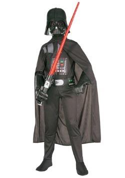 Disfraz de Darth Vader para niños