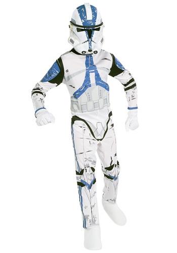 Disfraz de Clone Trooper para niños
