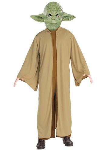 Disfraz de Yoda para niños