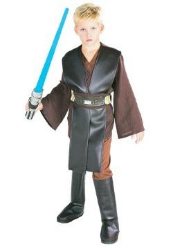 Disfraz de Anakin Skywalker deluxe para niños