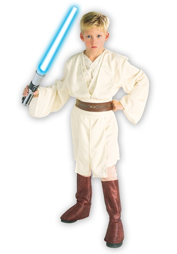 Obi Wan Kenobi infantil deluxe