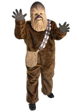 Disfraz infantil de Chewbacca deluxe