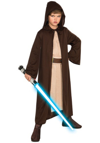 Túnica de Jedi para niños